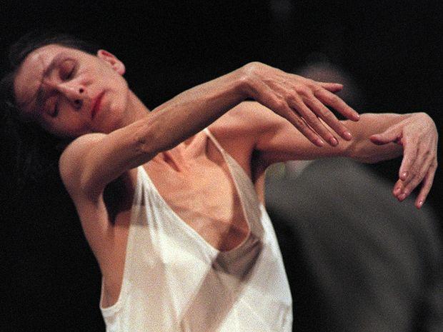 Pina Bausch-Χορογραφώντας τις αντιθέσεις