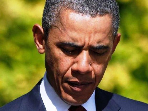 «Ράγισε η καρδιά» του Μπαράκ Ομπάμα