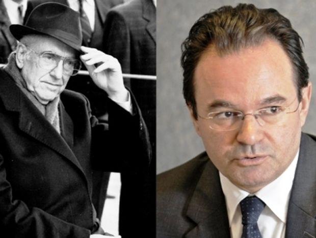 "'Yμνοι του Γερμανικού τύπου για τον Γ. Παπακωνσταντίνου και ""λιθοβολισμός"" για Ανδρέα Παπανδρέoυ"