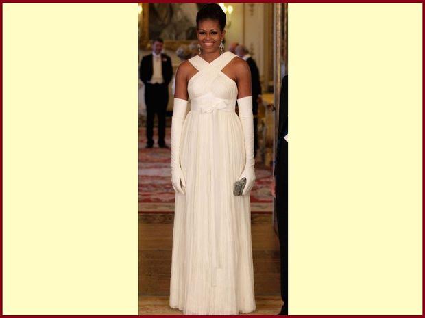 Michelle Obama: Μία Χιονάτη στο Buckingham