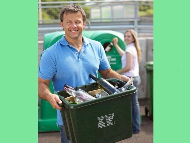 Κάντε ανακύκλωση γιατί χανόμαστε!