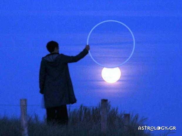 Το φως της Σελήνης