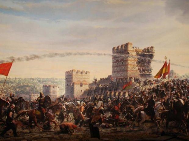 Σαν χτες έγινε η Άλωση της Κωνσταντινούπολης