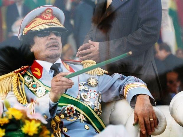 Επιστολή με υπογραφή Καντάφι έφτασε στο Κογκρέσο