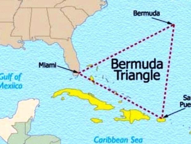 Το «τρίγωνο των Βερμούδων» αποκαλύπτεται!