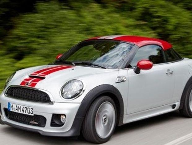 Το πιο γρήγορο Mini Cooper Coupe 2012