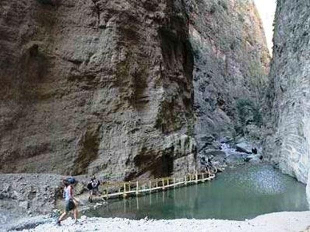 Απροστάτευτοι οι τουρίστες στο «Φαράγγι της Σαμαριάς»