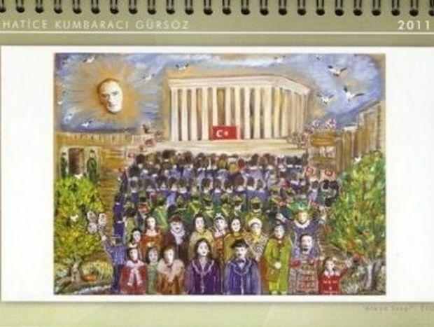 Ο Παρθενώνας με τουρκική σημαία