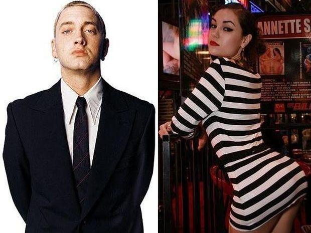 Σοκάρει με τον Eminem η Ελληνίδα Sasha Grey