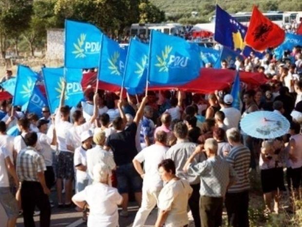 Αλβανοί προκαλούν στη Θεσπρωτία