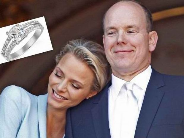 Video: Όλα όσα έγιναν στον πολιτικό γάμο Αλβέρτου-Charlene