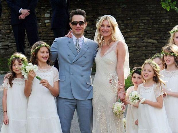 Kate Moss feat Jamie Hince-Γάμος με κουμπάρο τον «τρελό»!