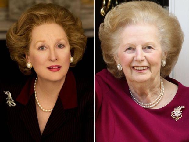 Γυναίκες από σίδερο - Η Meryl Streep στον ρόλο της Margaret Thatcher