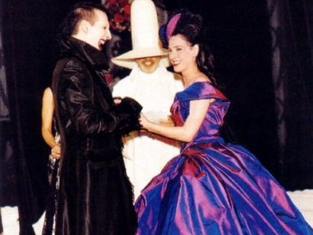 Οι γάμοι που πέρασαν στην ιστορία: Marilyn Manson και Dita Von Teese
