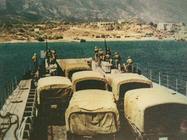 Η Κυπριακή τραγωδία του '74