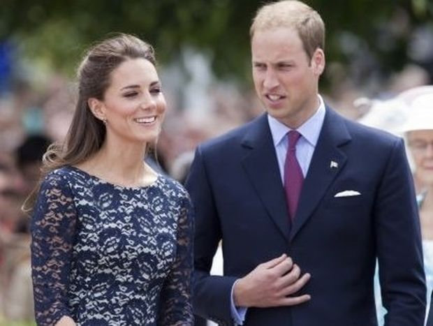 Τι κάνει το πριγκιπικό ζεύγος όταν έξω βρέχει;