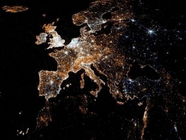 Δείτε τους παγκόμιους χάρτες του Twitter και του Flickr