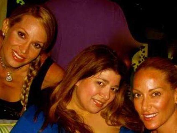 Με την Αννίτα και την Ορθούλα στην Αίγινα .