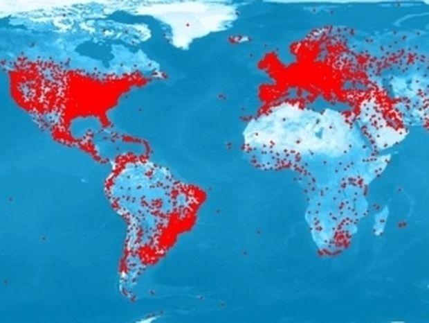 Ποιες χώρες είναι... κολλημένες με το Google+