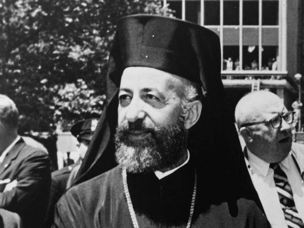 Αρχιεπίσκοπος Μακάριος-Ένας αλλά Λέων