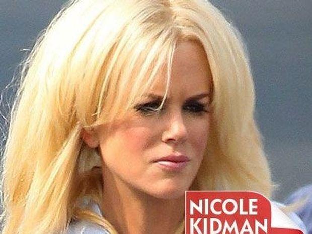 H Nicole Kidman πιο ξανθιά από ποτέ