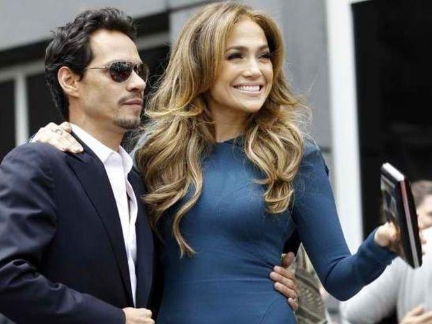 O Marc Antony παρενοχλεί τη Jennifer Lopez