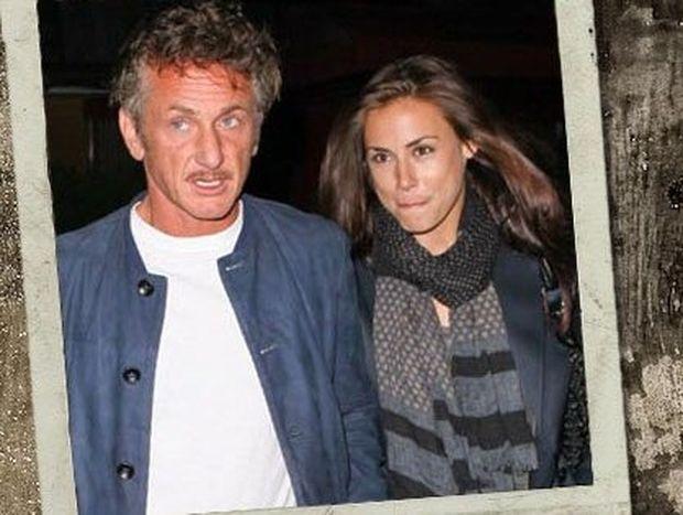 Ποιο είναι το καινούριο κορίτσι του Sean Penn;
