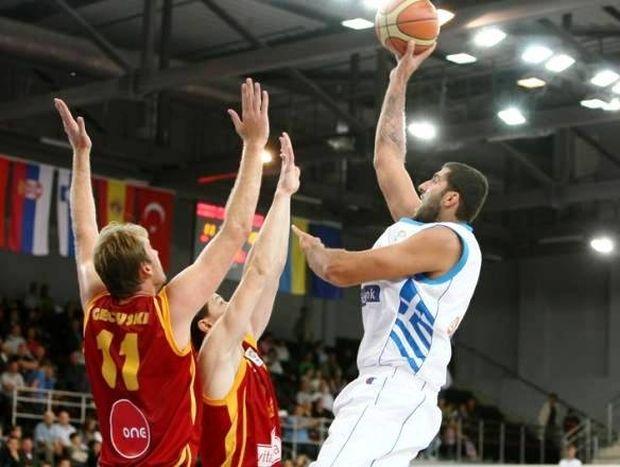 Ευρωμπάσκετ: Υπέρ της Ελλάδας η παράδοση