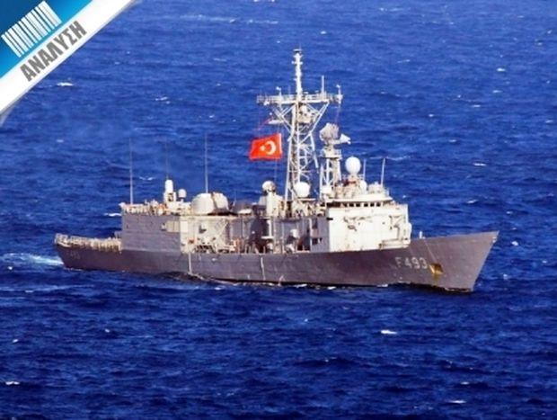 Η Τουρκία επιθυμεί να ανοίξει νέα μέτωπα πολέμου στη Μεσόγειο