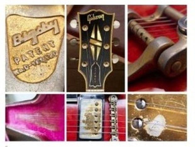 Έρωτας για τις κιθάρες