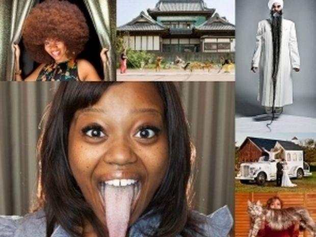Τα πιο παράξενα και αστεία Ρεκόρ Γκίνες της χρονιάς! (pics)