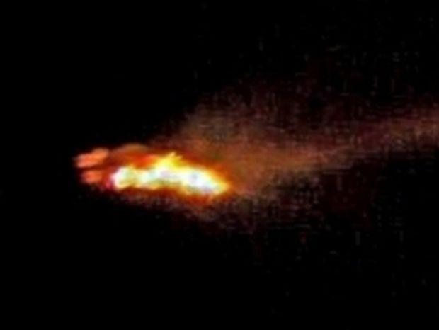 VIDEO: Λαμπερό ιπτάμενο αντικείμενο αναστατώνει την Αριζόνα