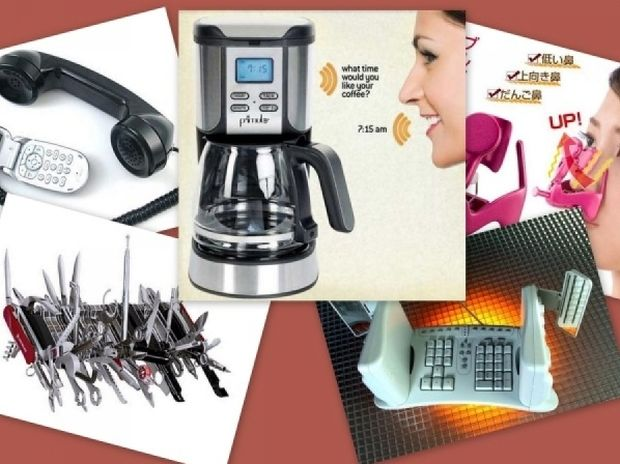 Τα 5 gadgets που κάνουν τη ζωή πιο… δύσκολη!
