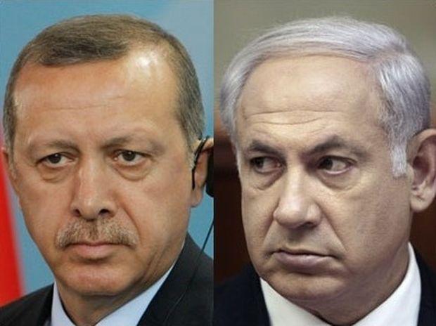 Ερντογάν feat Νετανιάχου-Ο καλός και ο κακός αστυνόμος