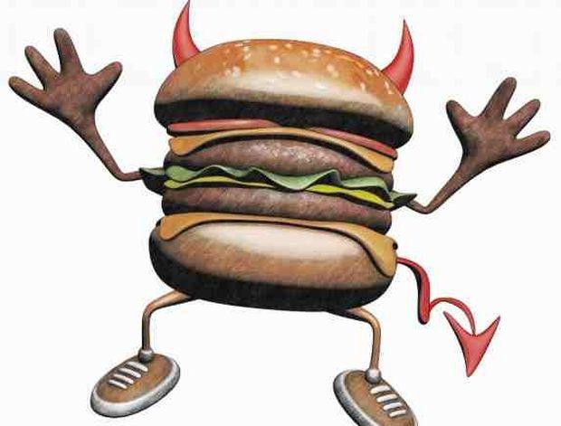 Μετατρέψτε το fast food σε υγιεινό γεύμα
