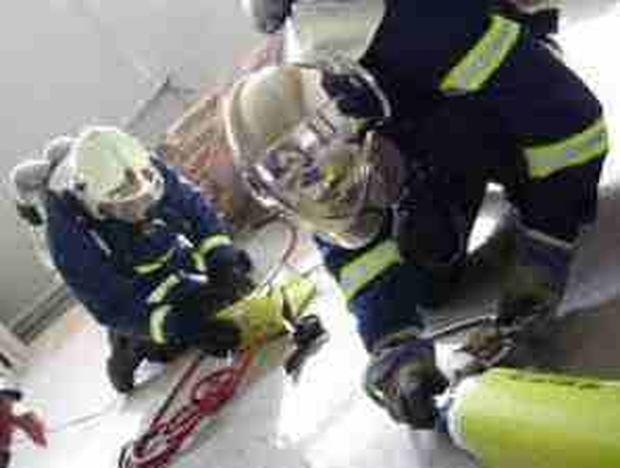 Πέντε μέχρι στιγμής οι τραυματίες από την κατάρρευση της οικοδομής στην Κηφισιά