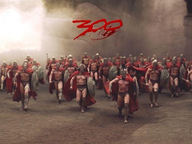 This is …ΔΝΤ! Από τους 300 του Λεωνίδα, στους 300 του ΓΑΠ
