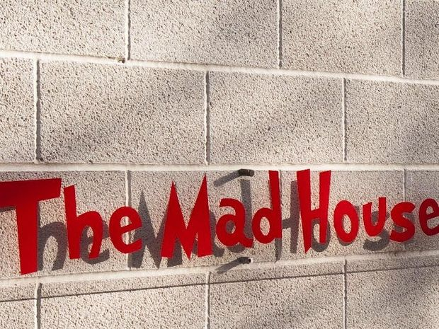 This Mad House has a name.