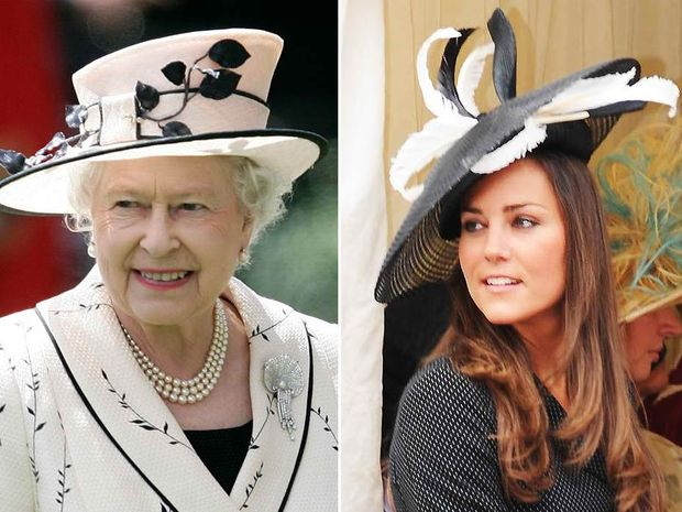 Η Kate Middleton  έφαγε πόρτα από τη Βασίλισσα Ελισάβετ