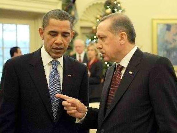 Τσακώθηκαν τηλεφωνικά Ομπάμα – Ερντογάν!