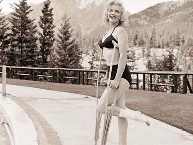 Νέες ακυκλοφόρητες φωτογραφίες της Marilyn