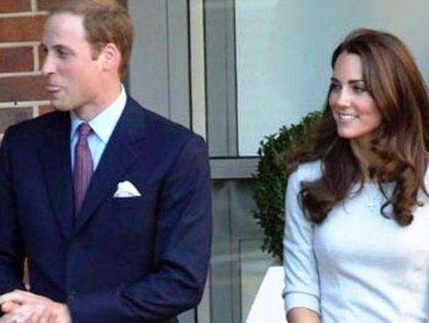 O William λατρεύει τις καμπύλες της Kate