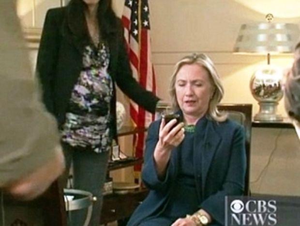 Το «ουάου» της Χίλαρι Κλίντον όταν έμαθε για τον θάνατο του Καντάφι!