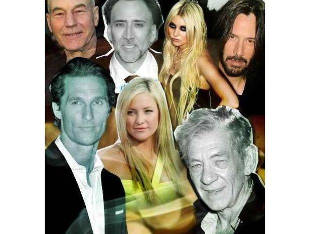 Όταν οι celebrities βλέπουν φαντάσματα