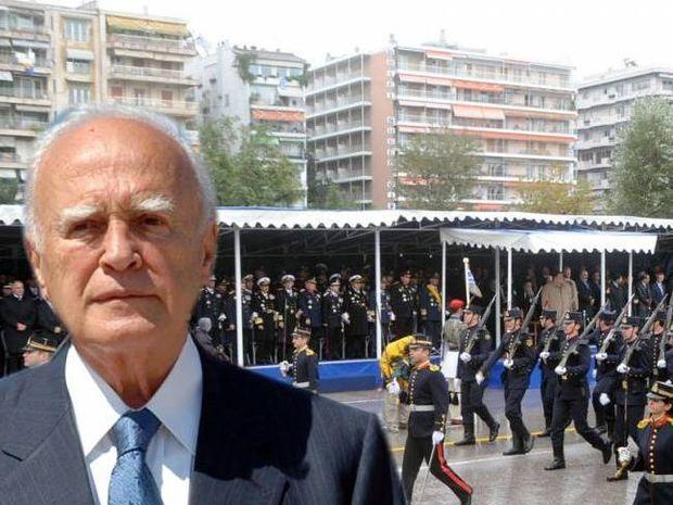 Αποχώρησε ο Κ. Παπούλιας από την παρέλαση