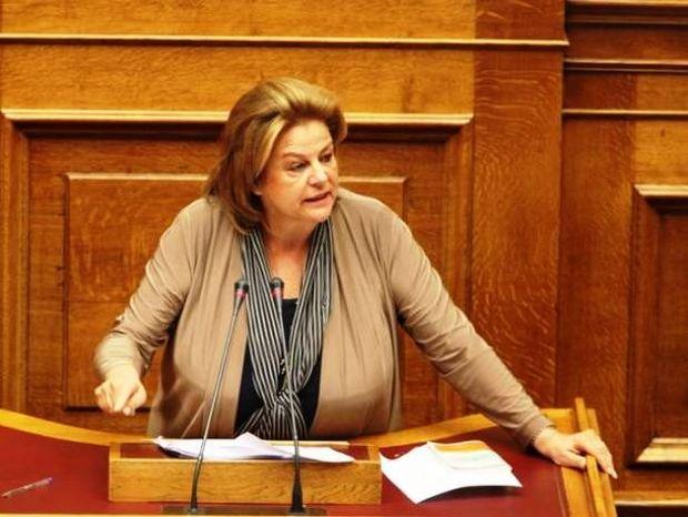 Κατσέλη: Κρίση ιδεολογικού προσανατολισμού στο ΠΑΣΟΚ