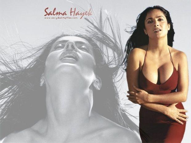 Τα μυστικά ομορφιάς της Salma Hayek