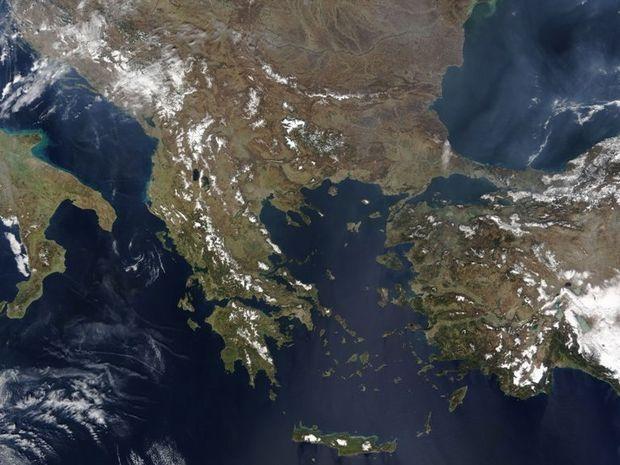 Ελλάδα - Ώρα Ουρανού