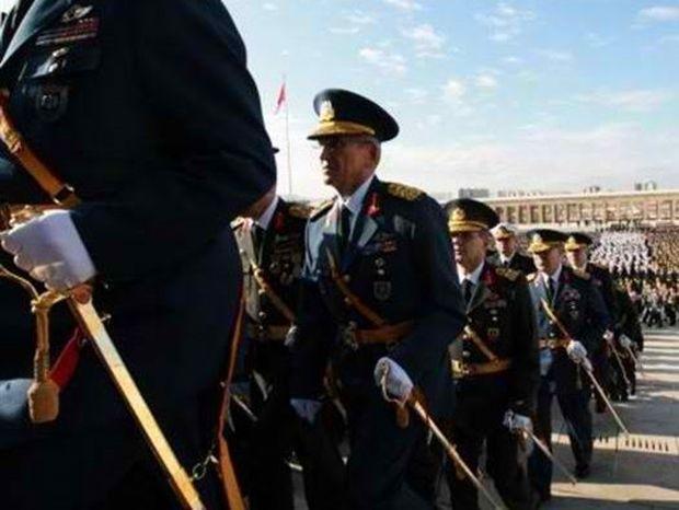 H μυστική επίσκεψη του Τούρκου Πτεράρχου στη Λάρισα