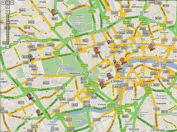 Τέλος στο δωρεάν Google Maps!